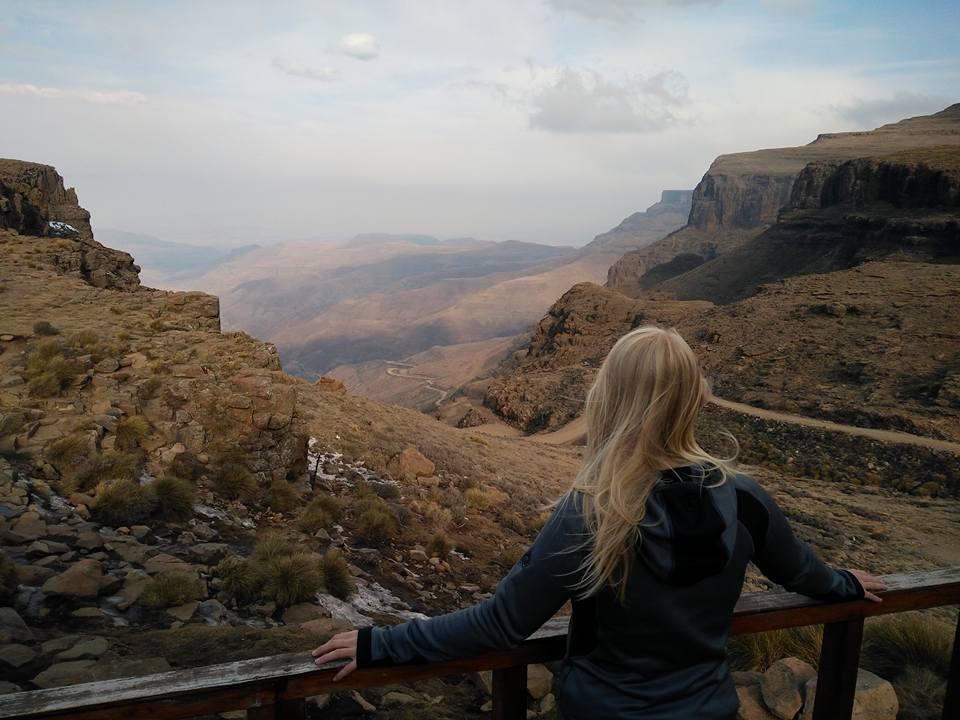 Eva Hirschi Lesotho