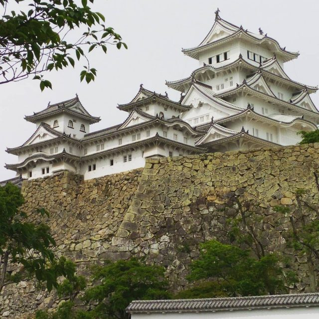 And this is how a castle in Japan looks likehellip