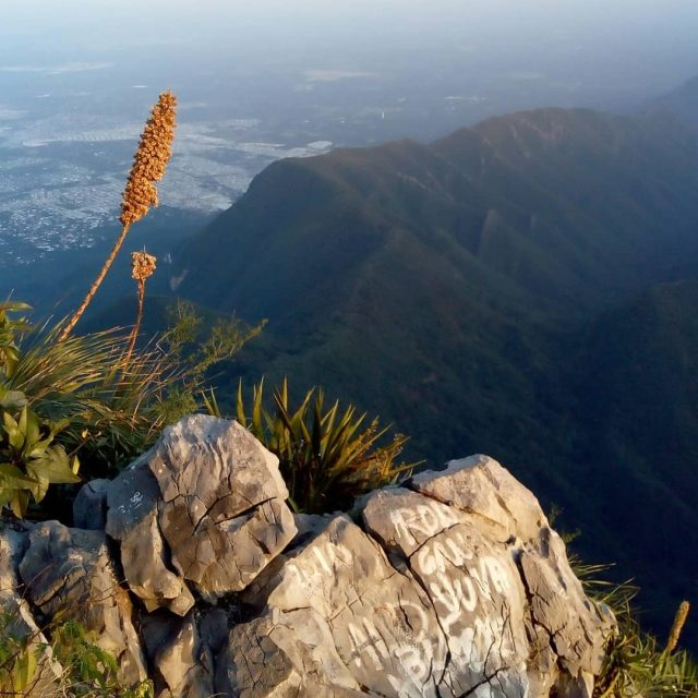 New country Mexico! Hiking el cerro de la silla inhellip