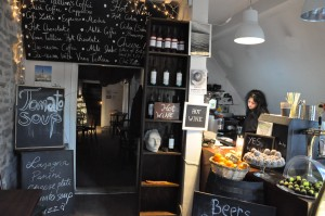 City Wall Café