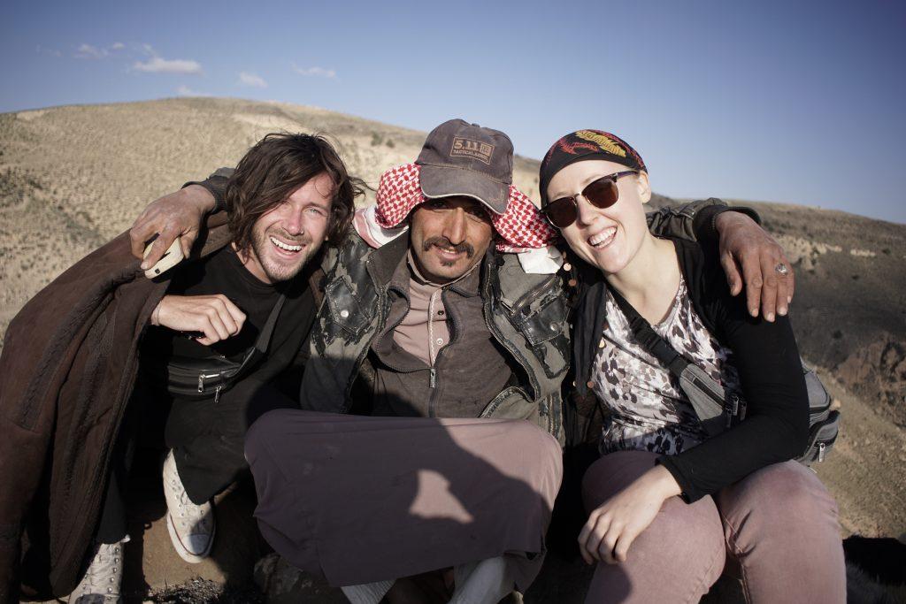 Jordan beduin