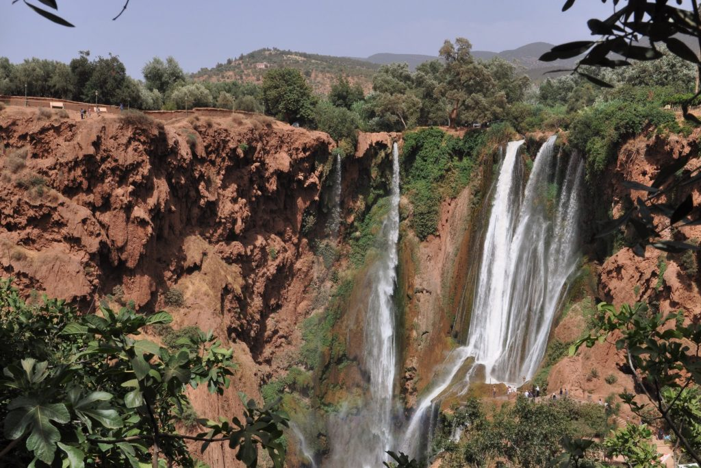 Waterfalls of Ouzoud