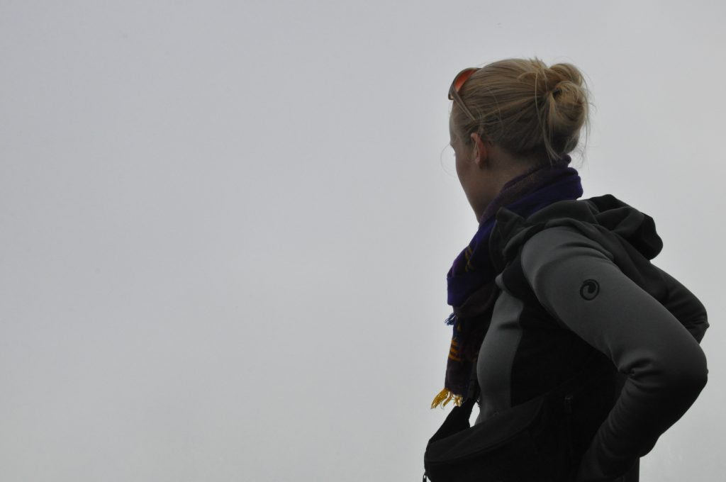 Head in the clouds on Mardi Himal Trek in the Annapurna Region of Nepal
