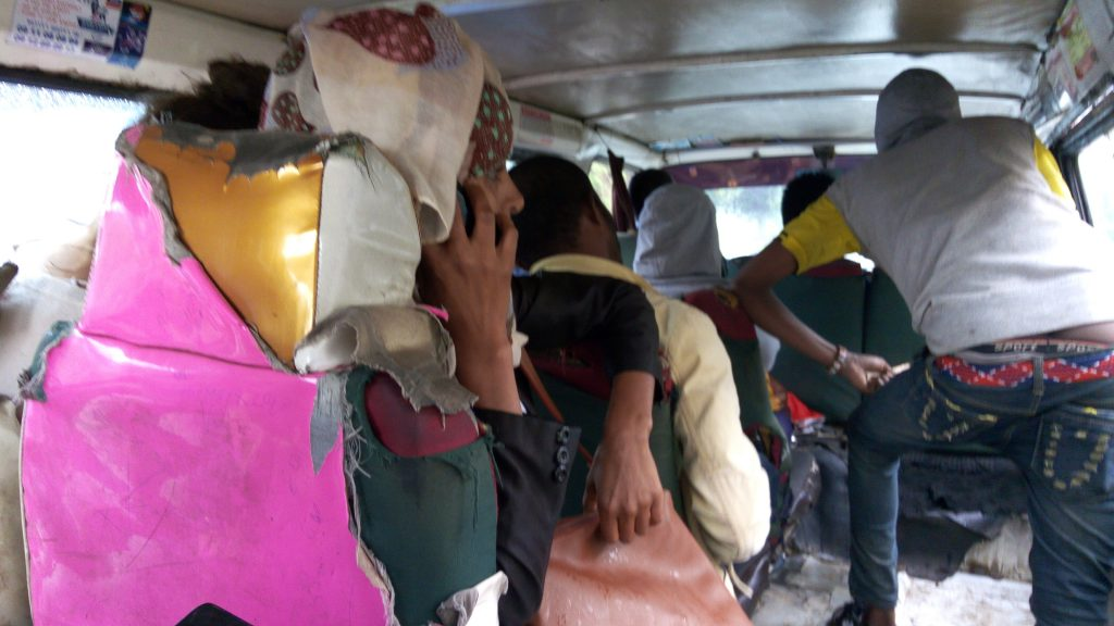 Like a local: Public bus rides in Addis Abeba, Ethiopia