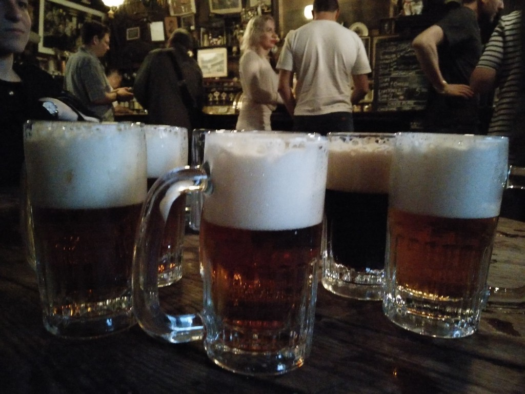McSorley's Pub in New York