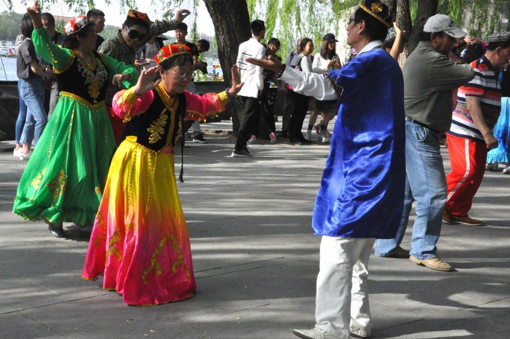 Beijing dancing