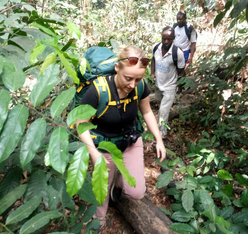 Hike to Mount Bintumani in Sierra Leone