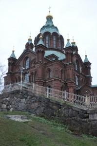 The Uspenskin katedraali
